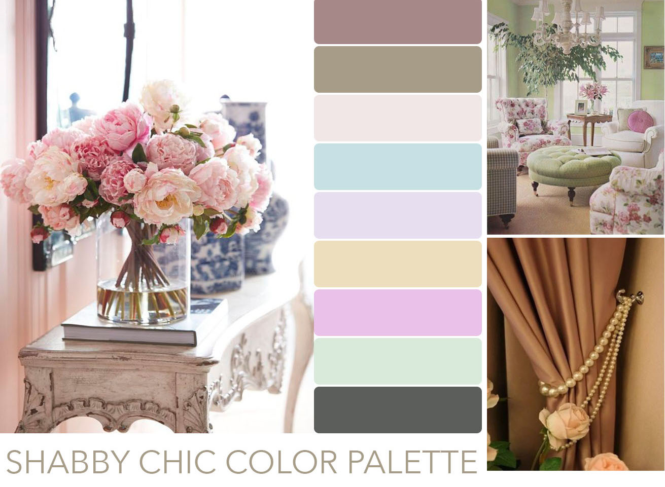 Shabby Chic Colors For Furniture : Know the style shabby chic u interior much with sabia